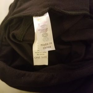 🛍BOGO 🛍Lularoe Black OS leggings